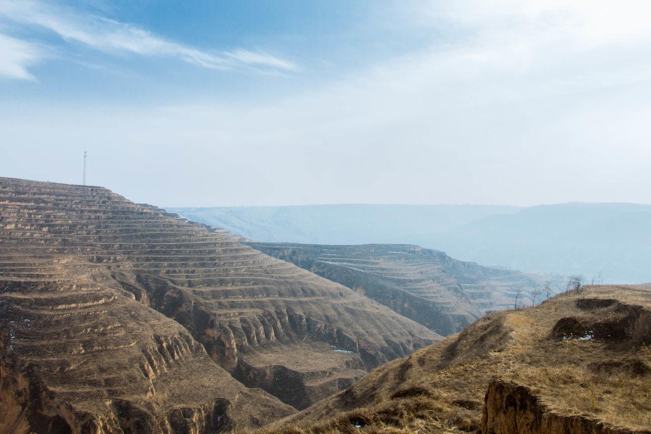 Desert Loess Plateau
