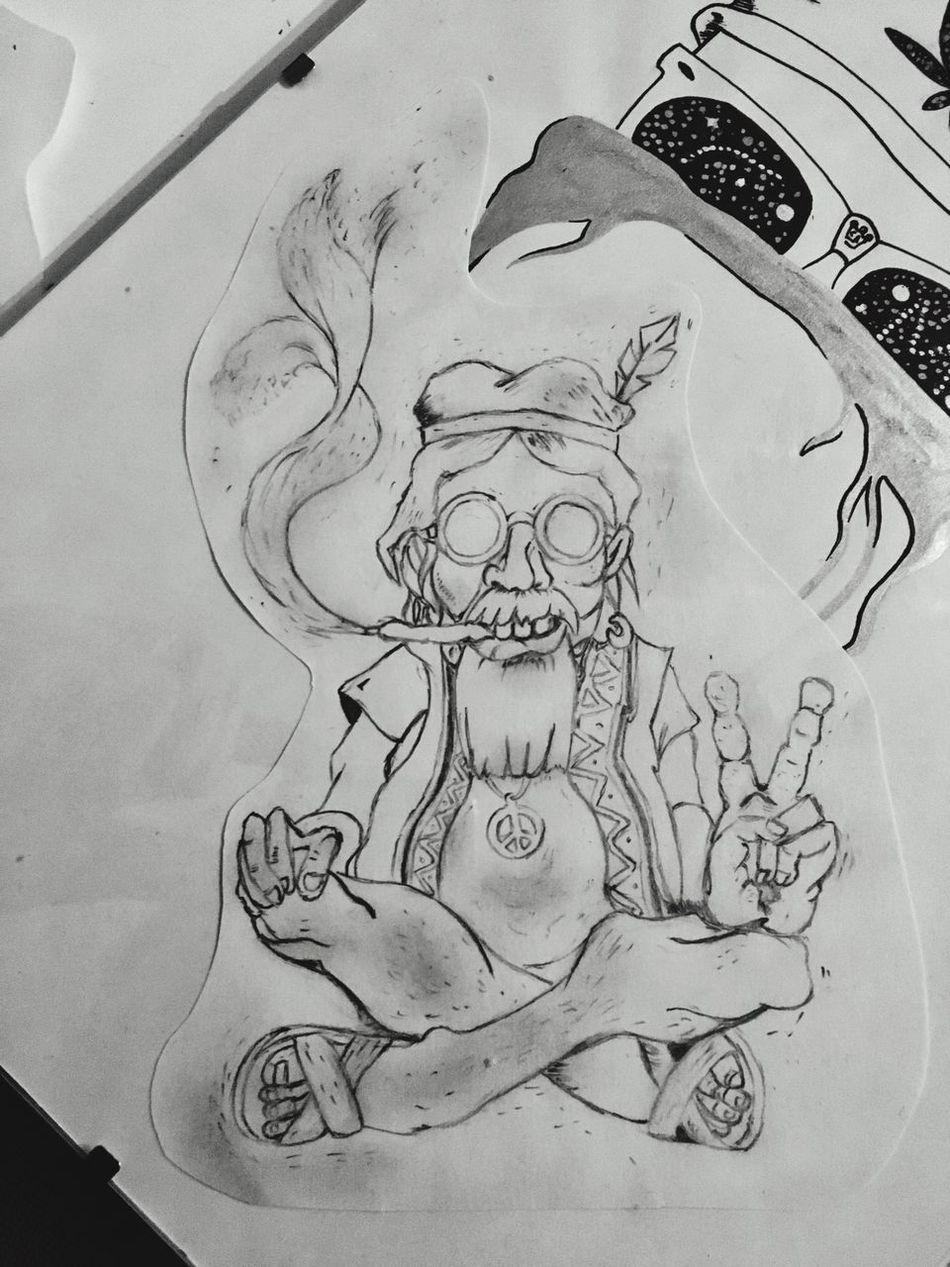 Design Draw Weed Weird Art Weird Me The Best Crazy 2017 Noise Silence