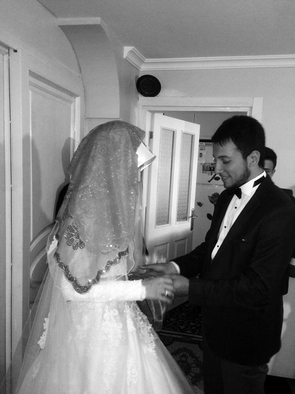 Düğünden Kareler Gelin Olmuş GidiyorsunTürkiye Herzamankigibi Istanbul