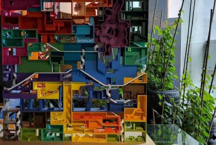Museum Rotterdam Het Nieuwe Instituut  Art Art Object