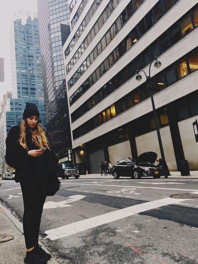 New York, New York è una scommessa d'amore...