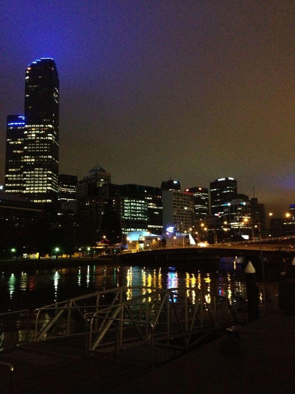Nightphotography EyeEm Melbourne