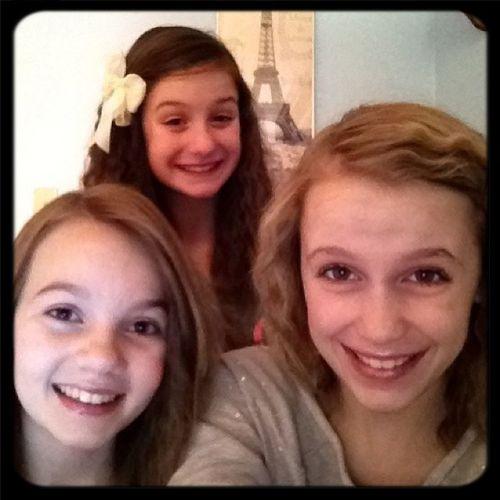Hanging With Bella And Kiki