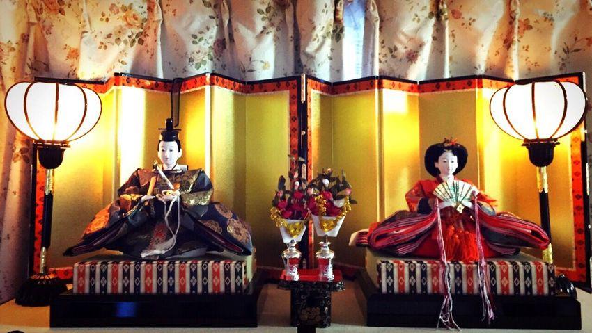 Dolls Japaneseculture JapaneseStyle Japanese  Japan Japanese Culture Japanese Festival ひなまつり