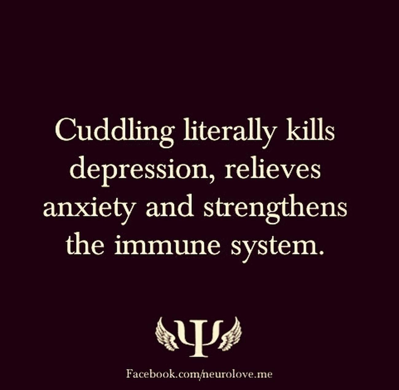 Depression buster...
