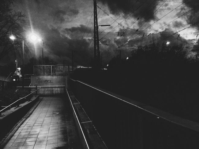 Life's What You Make It Eye4photography  Landscape_Collection VSCO Blackandwhite Monochrome Bw_collection Vscocam Ruhrgebiet