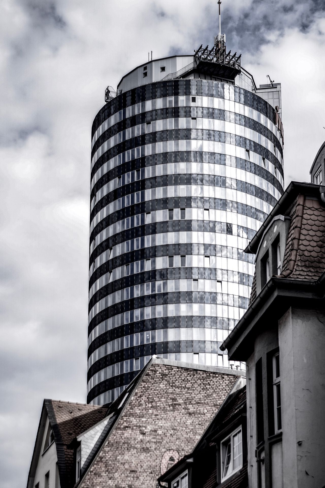 Architecture Architecture Building Exterior Built Structure Low Angle View Sky No People Day City Outdoors Cloud - Sky