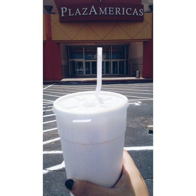 I just came for an Horchata HispanicCravings ThisMallisTooHispanic TheyPlayMariachiMusicOnTheSpeakers Melikey