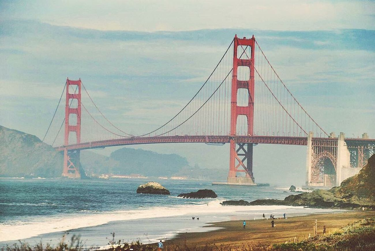 San Francisco Golden Gate Bridge SanFranciscoBay Sanfranciscocalifornia