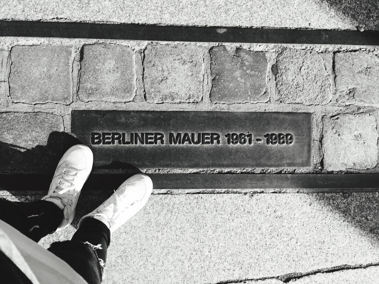 Berlin Berliner Mauer Check This Out Relaxing Taking Photos EyeEm Best Shots - Black + White