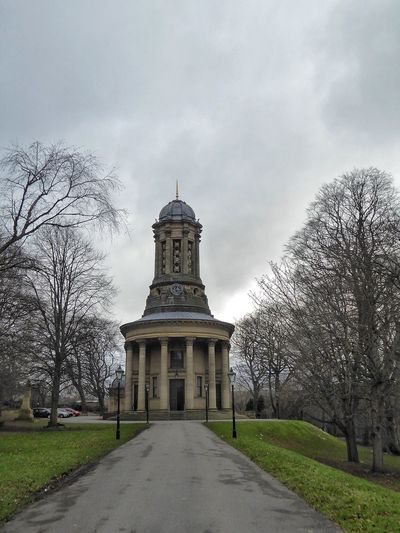 Saltaire Saltaire Village Church Religion Religious  Religious Architecture Saltaire United Reformed Church Philanthropy Titus Salt Henry Francis Lockwood William Mawson Listed Building Architecture Architecture_collection 19th Century 19th Century Buildings Congregational Church Yorkshire