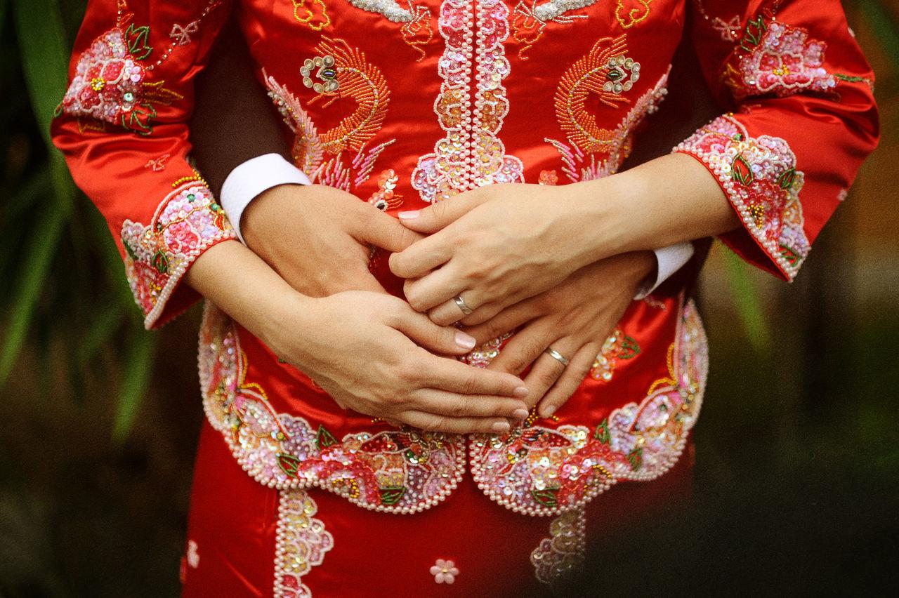 Beautiful stock photos of valentine's day, Bride, Bridegroom, Celebration, Chinese Culture