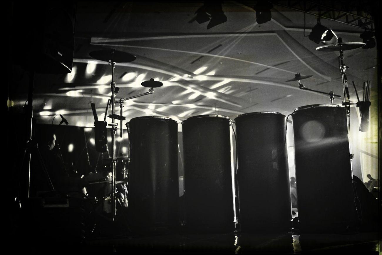 Its My Drumlights Setup