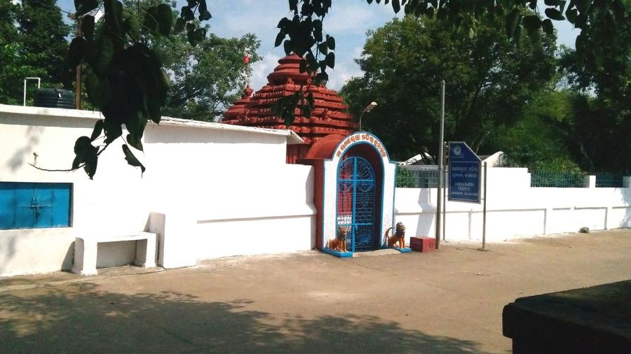 Temple Architecture Building Exterior Outdoors No People Sculpture Temple Goddess Indiapictures Spiritual