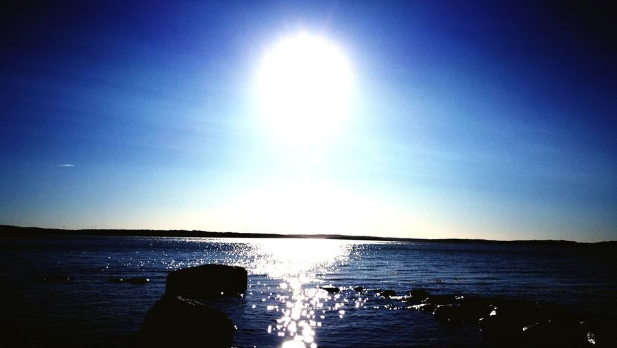 Sea Sky Water Summer Nature Outdoors People Refraction Beach One Person Human Body Part Day Adult Adults Only