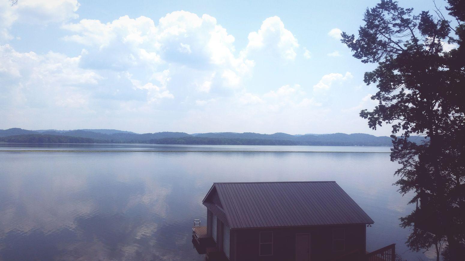 ⛵⛅ Hanging Out Lake View Relaxing Enjoying Life Nature