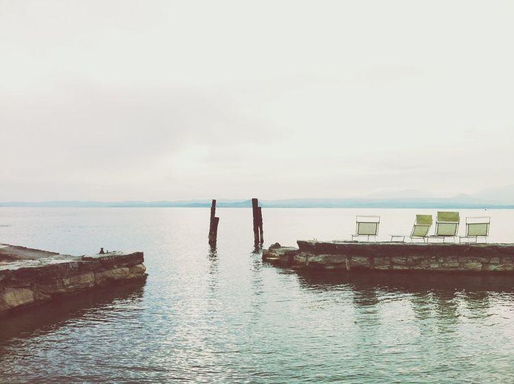 Orizzonti Clara Filter Lago Di Garda Minimalism Landscape_Collection