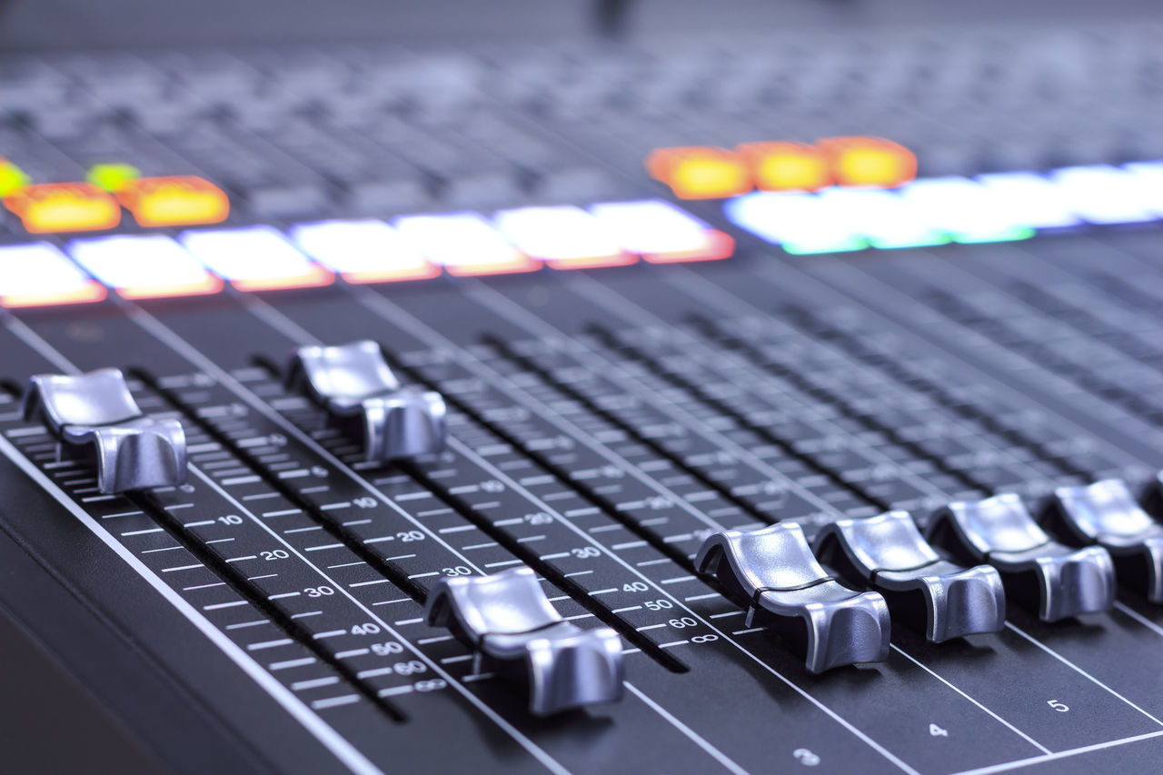 Beautiful stock photos of music,  Button,  Close-Up,  Control,  Control Panel