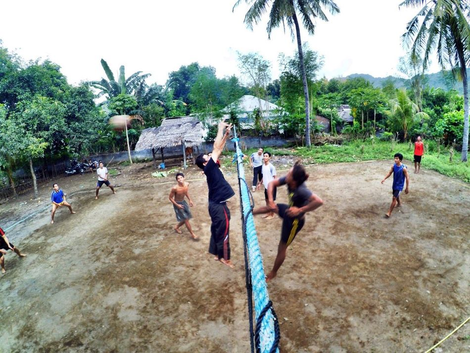Ultimate smash. Volleyball Myvillage Todovillage Daily Life Sport Smash