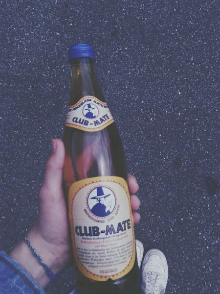 Club Mate is da fvckng Best  Ohyes Clubmate