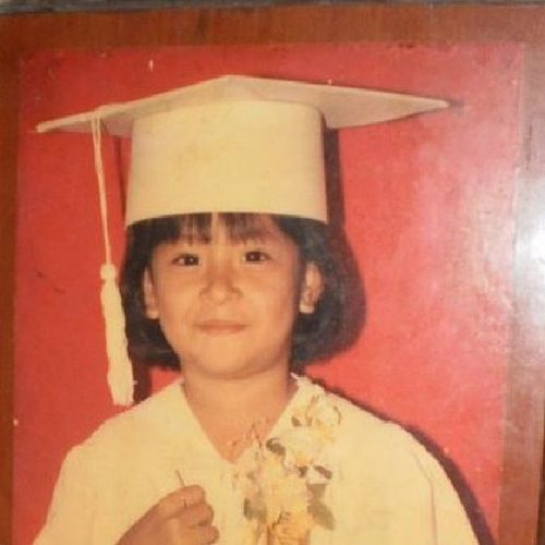 maagang Throwbackthursday  TBT  Kindergraduation