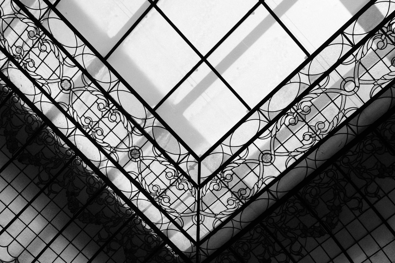 Antwerp Antwerpen Architecture Blackandwhite Day Kodak Tri-X 400 Stained Glass Stained Glass Window TriX400