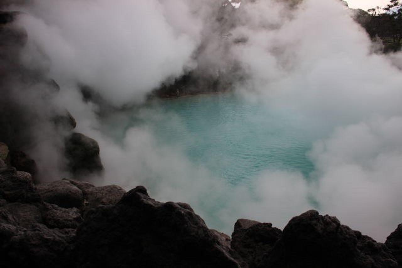 Japan Japon Beppu Hell Onsen Travel Travel Destinations Geology Voyage No People No Filter