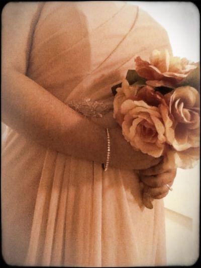 Maid Of Honor Wedding Beautiful Dress