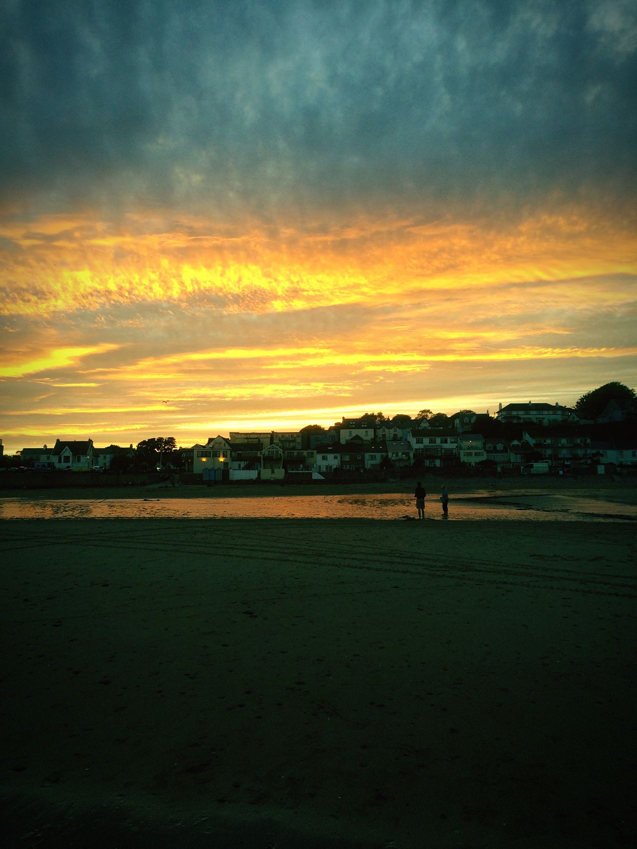 #picoftheday #photooftheday #instalike #beautiful #iphone #iphoneonly #geocache #caching #geocaching #groundspeak #earthcache #cache #geocachinguk #sightsofgeocaching Sunset Beach Cloud - Sky Beach Photography Holiday Evening Saundersfoot First Eyeem Photo