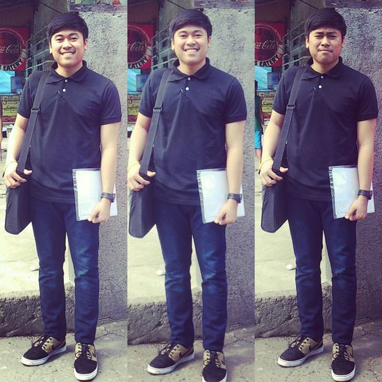 Good evening :-) Smile ✌ Black Ootd Love ♥ That's Me