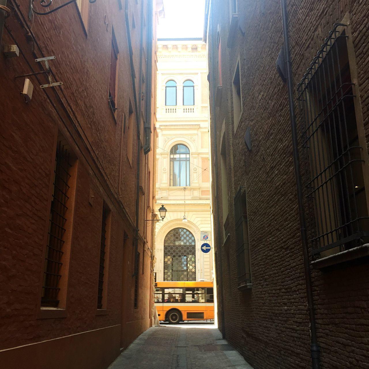 Beautiful stock photos of bologna, Architecture, Bologna, Brick Wall, Building
