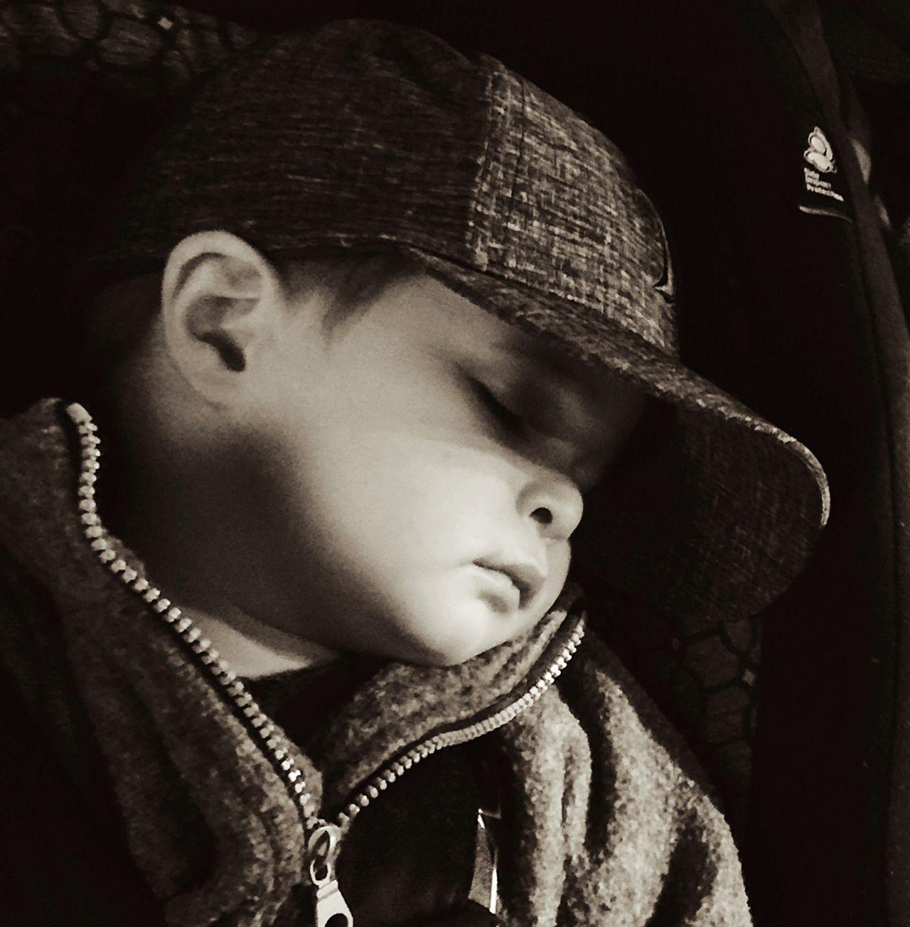 Car rides Relaxing grandson So Adorable Enjoying Life Grandson