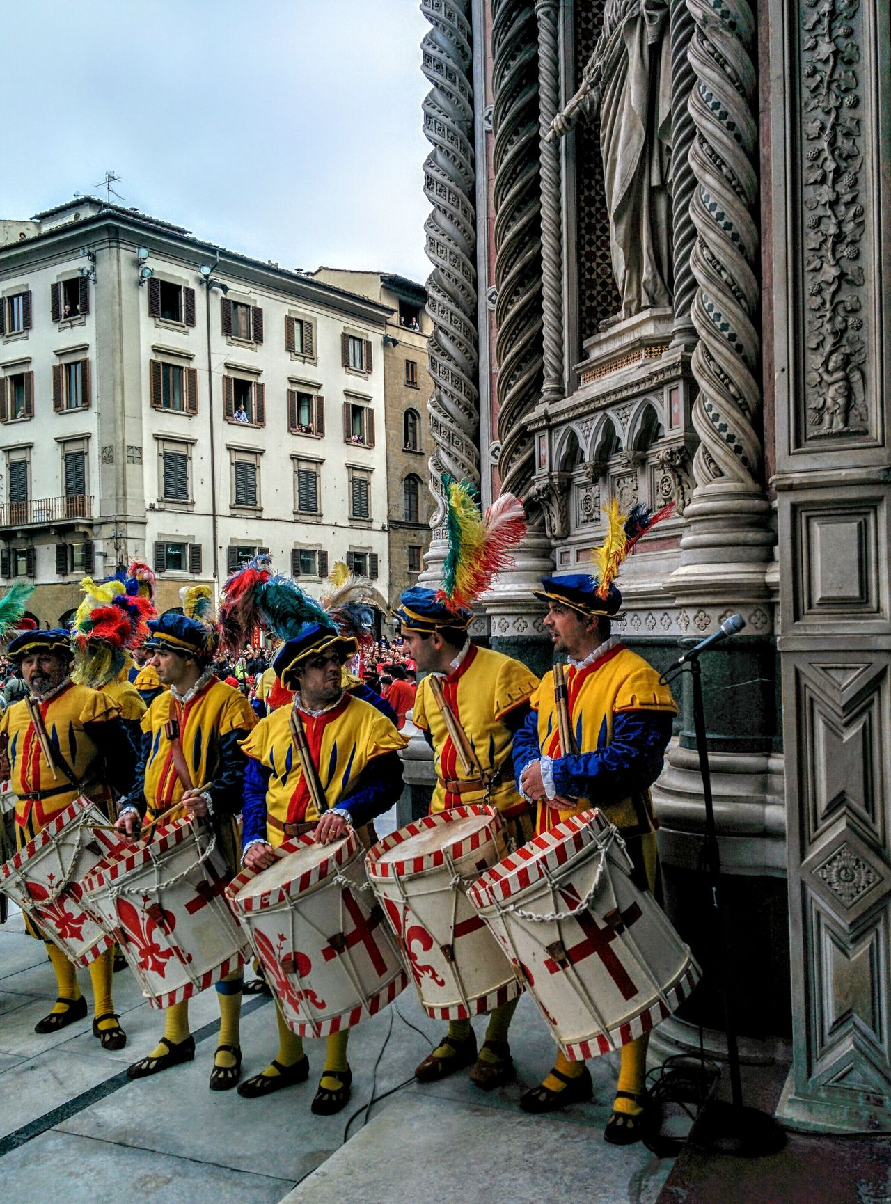 Beautiful stock photos of ostern, built structure, building exterior, parade, city