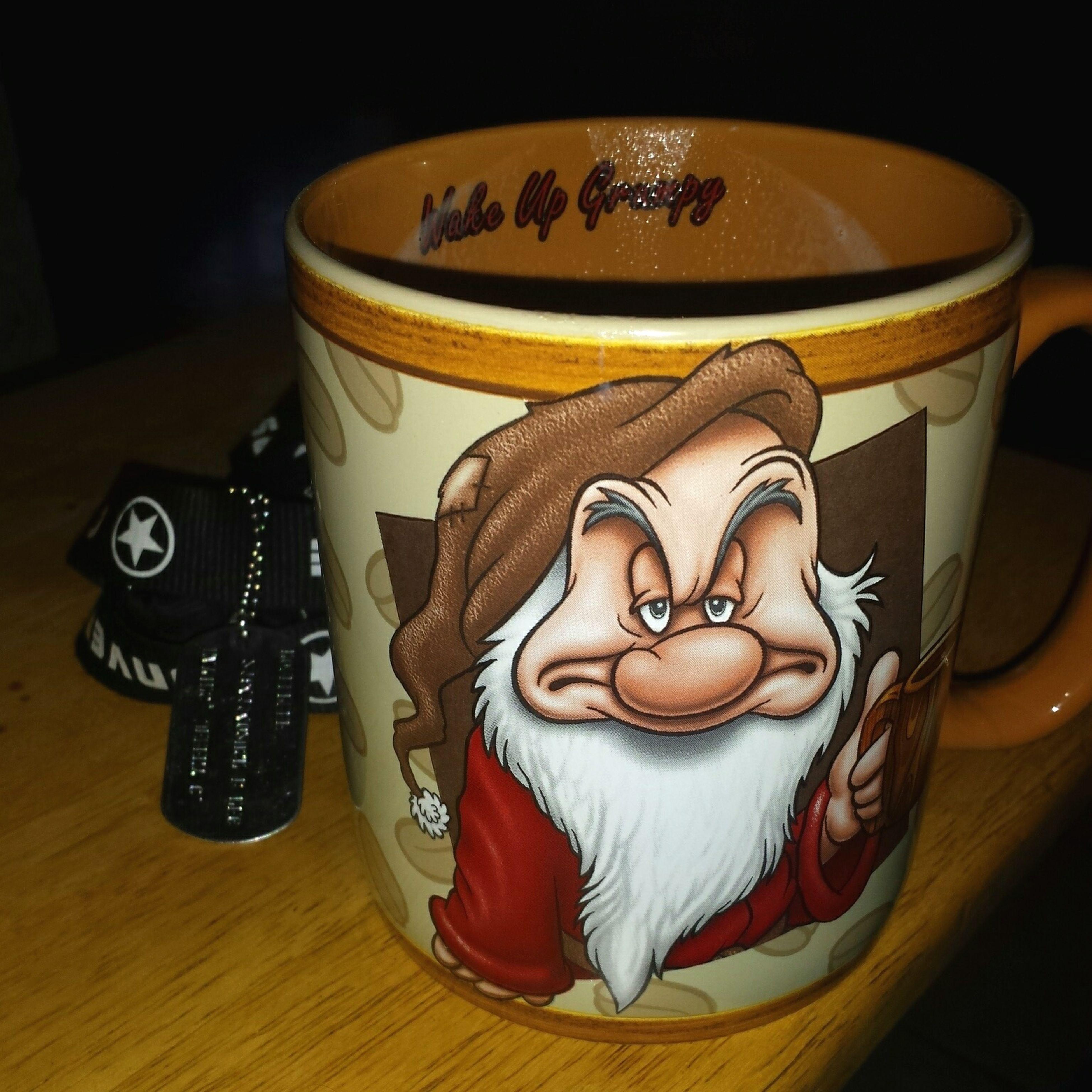 Vanila Brule Good Morning Grumpy Takeontheday Smileoften