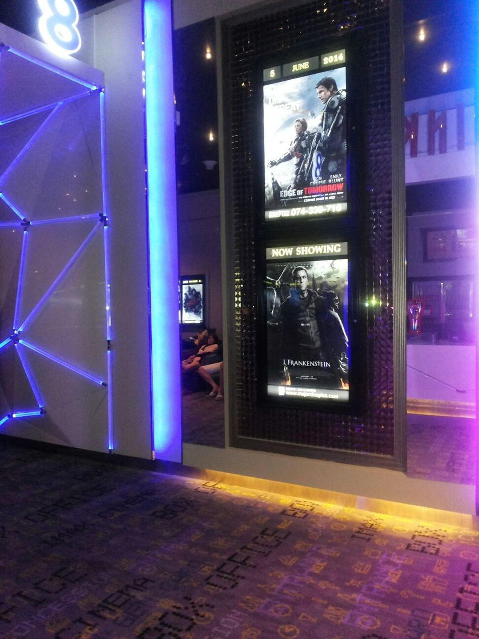 I Frankenstein ไม่ค่อยหนุกเท่าไร Movies Hatyaicineplex Central Festival Hatyai