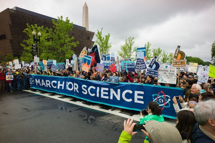 March For Science MarchforScience Large Group Of People Crowd Leicacamera Washington, D. C. March Protest Trump Earthday Science DC Bill Nye Resist