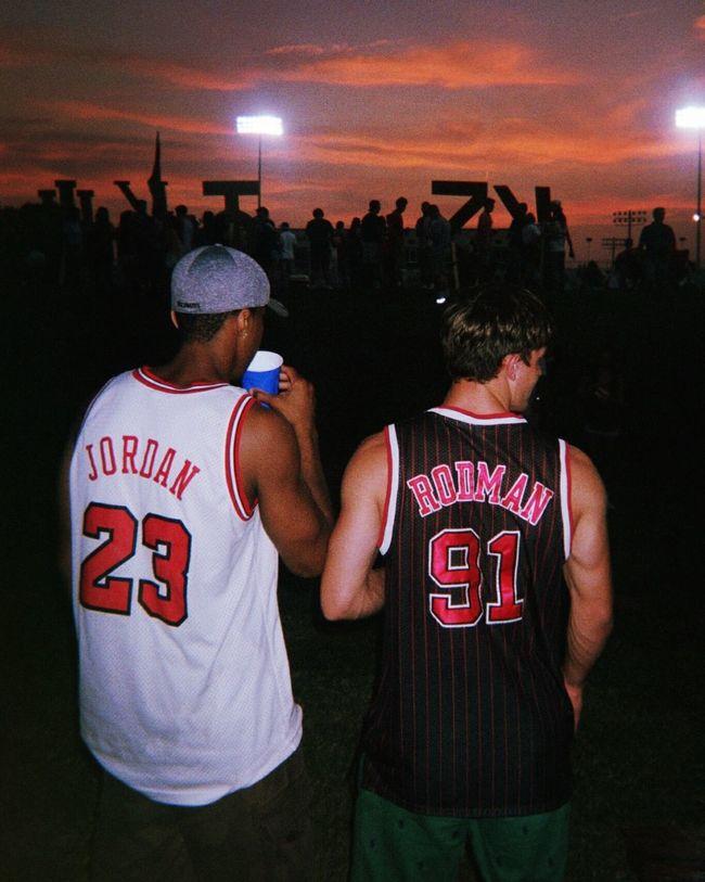 23x91 Chicagobulls Chicago Michaeljordan DennisRodman NBAbasketball NBA Champions at SIUE First Eyeem Photo TwentySomething Snapshots Of Life