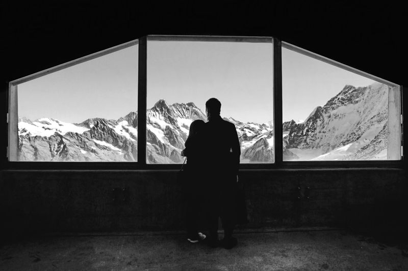 High Love Switzerland Top Of Europe Getting Creative TwentySomething Black And White Mountains Black And White Friday Lost In The Landscape Leica D-lux Typ109 Photos That Will Restore Your Faith In Humanity Love Without Boundaries Adventure Buddies Valentine Valentine's Day  Love ♥ The Tourist Q Quiet The Street Photographer - 2016 EyeEm Awards The Architect - 2016 EyeEm Awards The Great Outdoors - 2016 EyeEm Awards A Bird's Eye View Feel The Journey Two Is Better Than One מיישוויץ מיישחורלבן