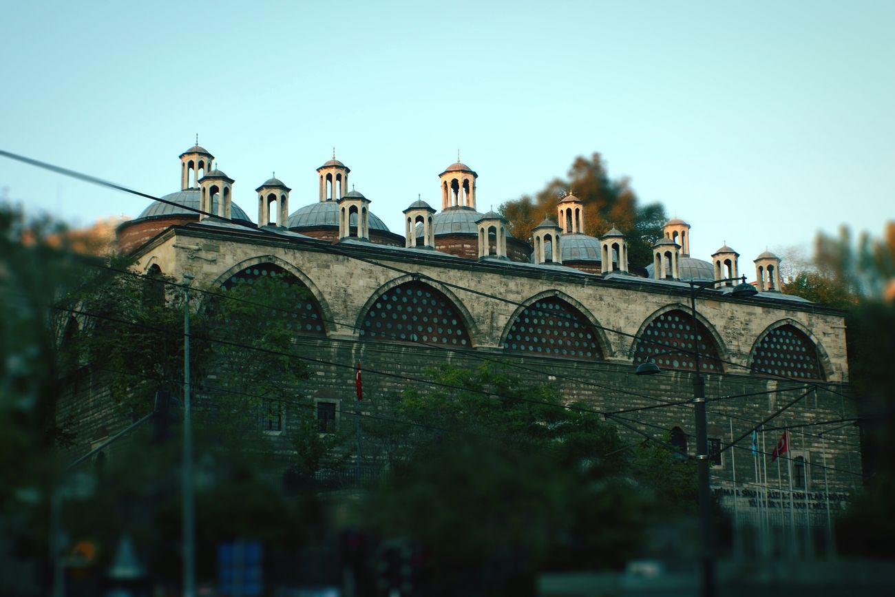 Tiltshift TophaneiAmire Istanbul Turkey The Week Of Eyeem Architecture