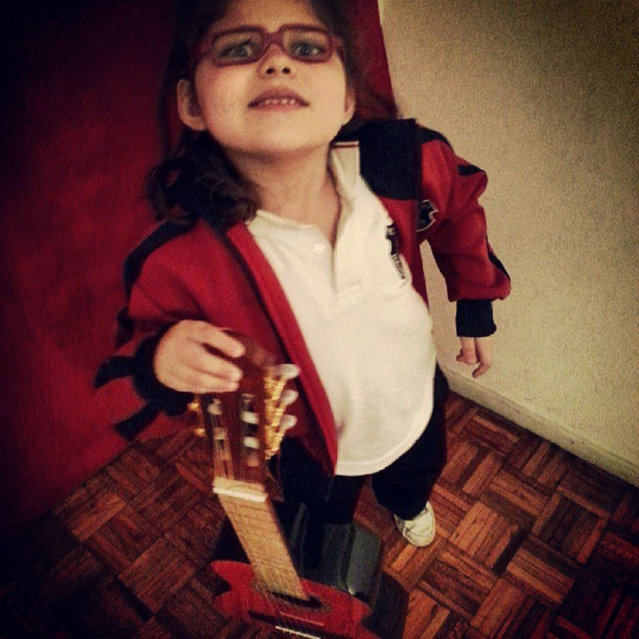Actitud rocker, by Uma