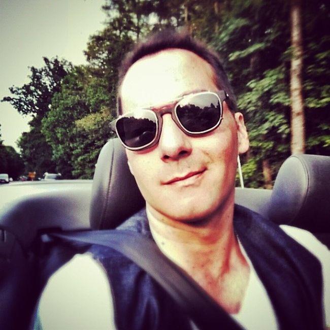 Selfie Summer Driving Openroof