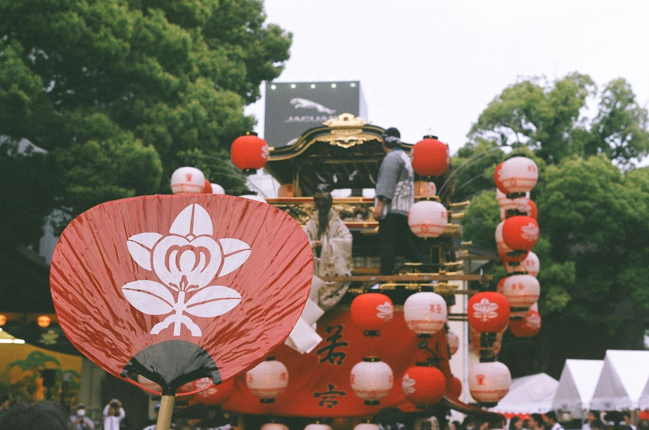 Japan Festival Car 山車 若宮祭 Float Hatimannsha Nagoya