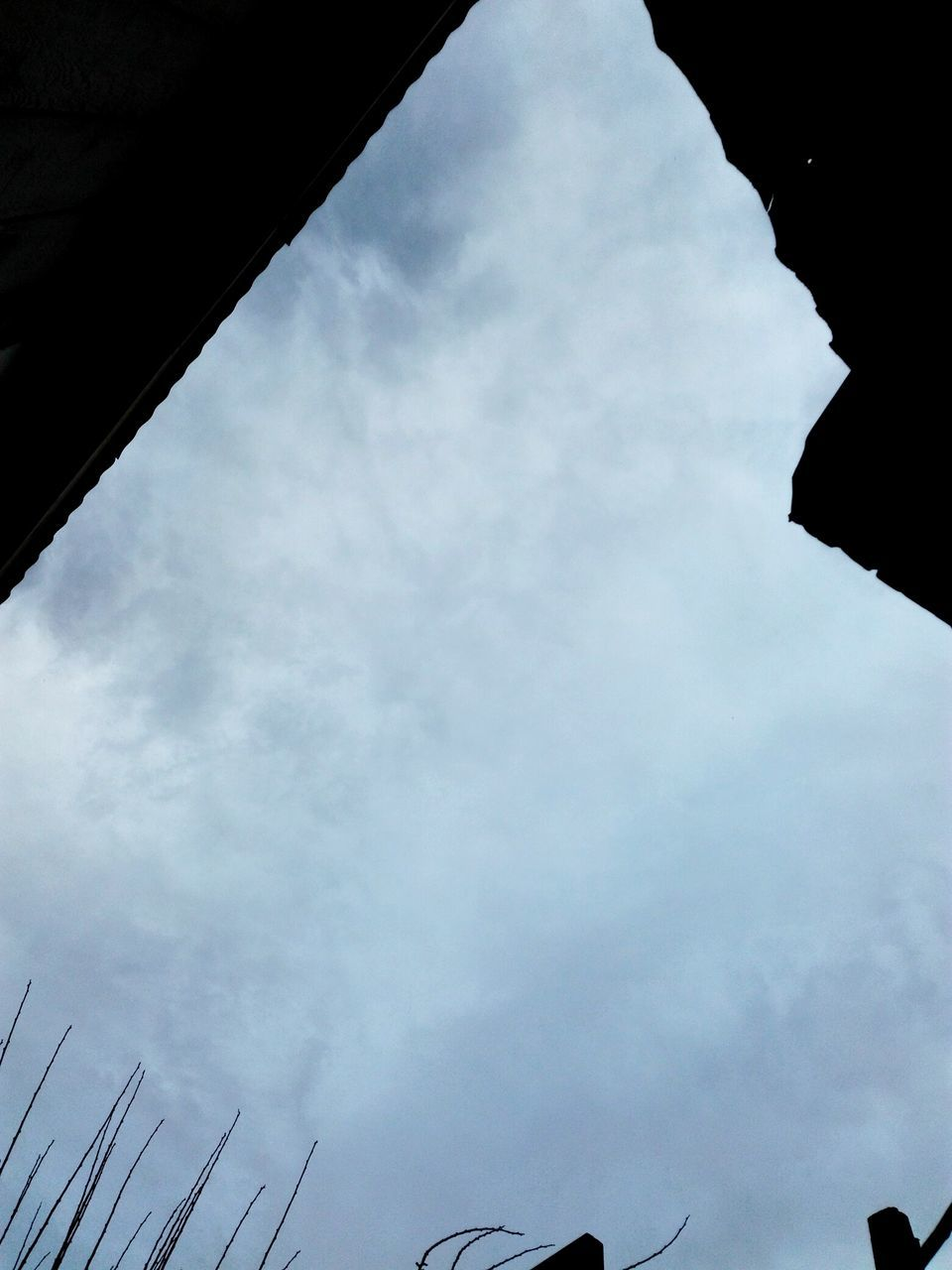 low angle view, sky, cloud - sky, architecture, built structure, day, no people, building exterior, outdoors, nature