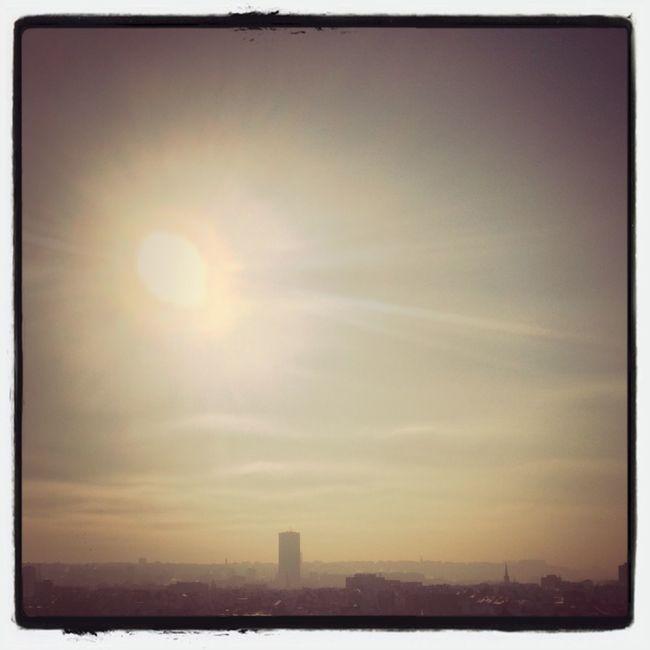 Brussels Skylines