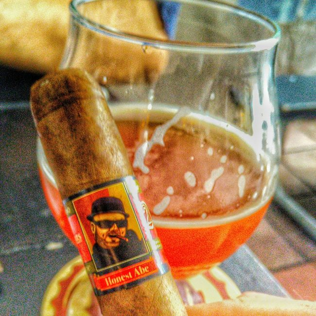 Cigars Craftbeer