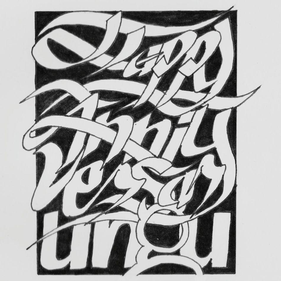 Typography Calligraphy Typographyporn EyeEm Best Shots EyeEm Best Edits Pencil Drawing Typographyindonesia Draw