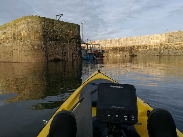 My Harbour Portsoy Huawei P9.