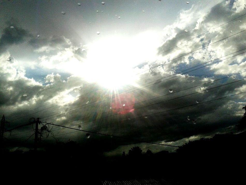 Yağmur Sonrası Yağmur Sonrası Toprak Kokusu Yağmur Sonrası Güneşi 🌞🌞🌞