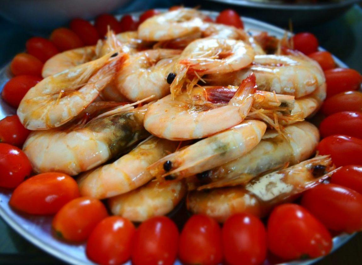 Seafoods Prawns Fresh Prawn Yummy Enjoying Life Delicious Homecooked Food Porn