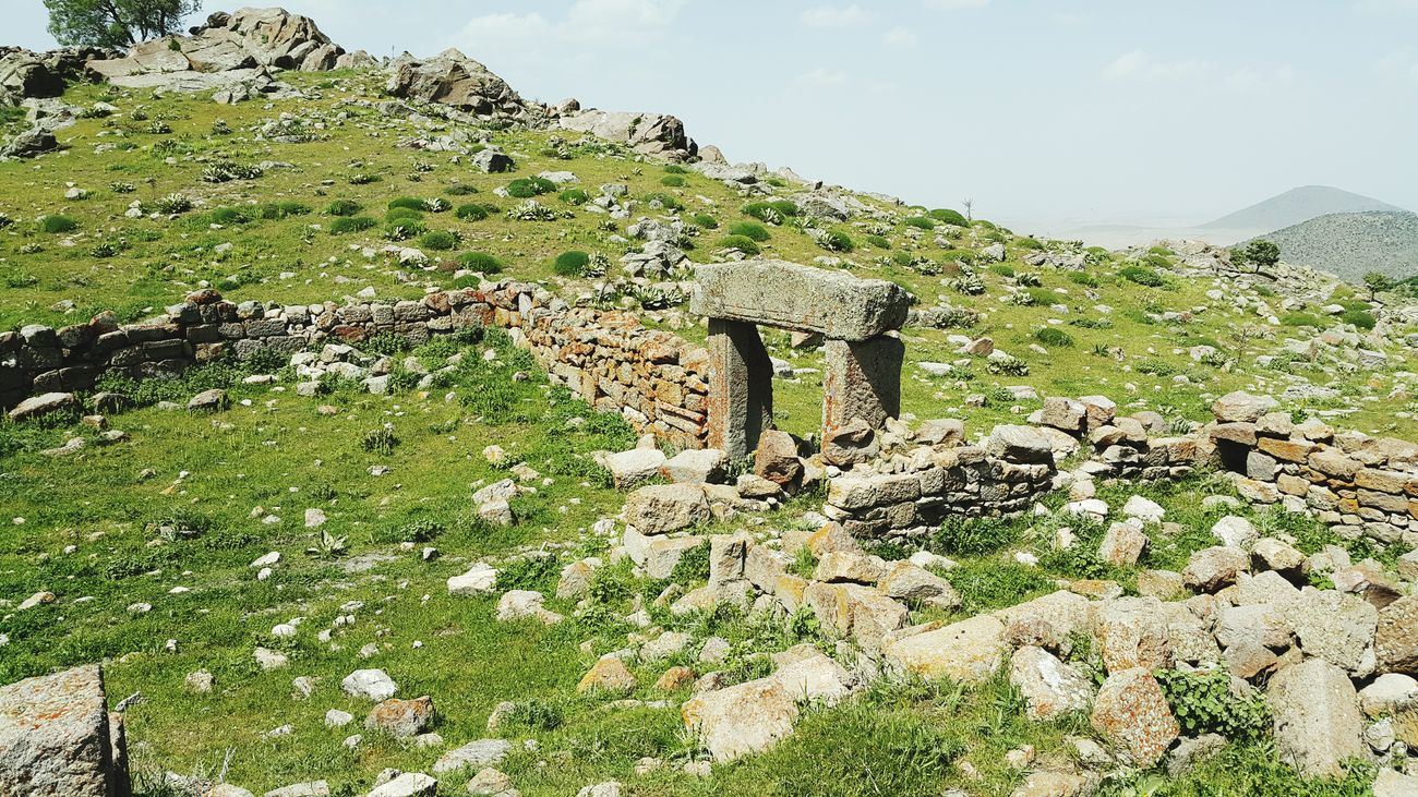 KARADAĞ Ancient City Ancient Ruins Değle ören Yeri